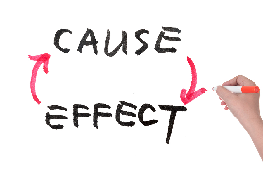 cause or effect