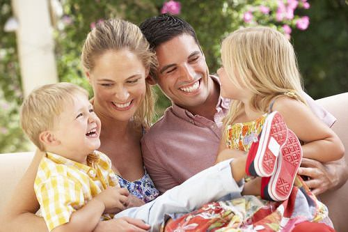 Happy-Family-Why-It's-So-Important-to-Your-Kids
