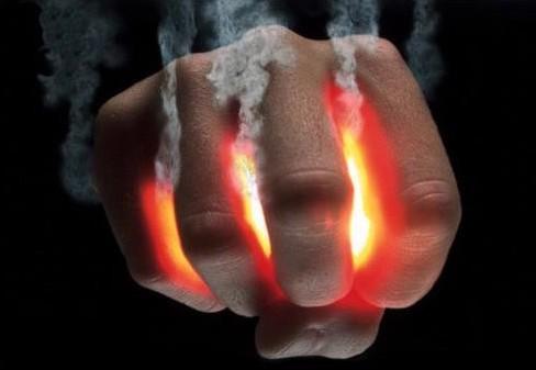 Holding Anger