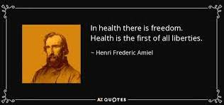Health is Freedom
